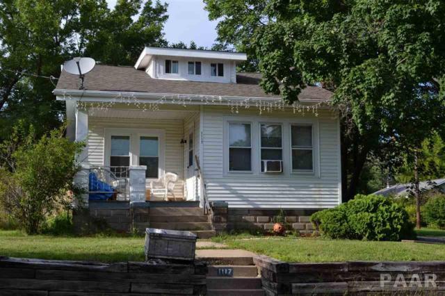 1117 W Gilbert, Peoria, IL 61604 (#1188850) :: Adam Merrick Real Estate