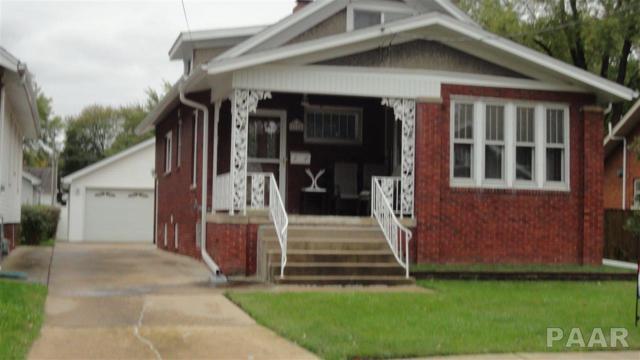 1214 E Seneca, Peoria, IL 61603 (#1188908) :: Adam Merrick Real Estate