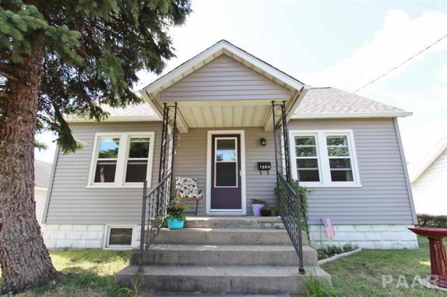 1203 S 14th Street, Pekin, IL 61554 (#1188928) :: Adam Merrick Real Estate