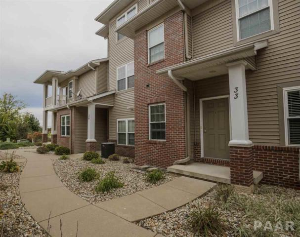 11217 N Oakwood Drive #34, Peoria, IL 61615 (#1188977) :: Adam Merrick Real Estate