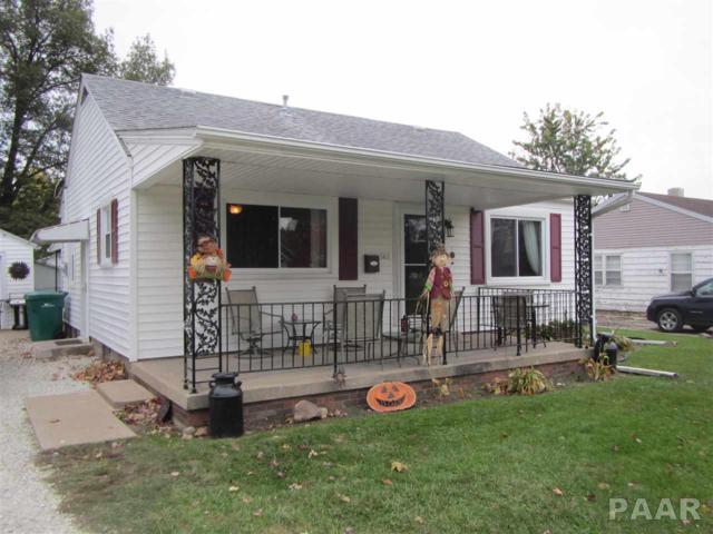 342 E Prairie Street, Farmington, IL 61531 (#1189108) :: Adam Merrick Real Estate