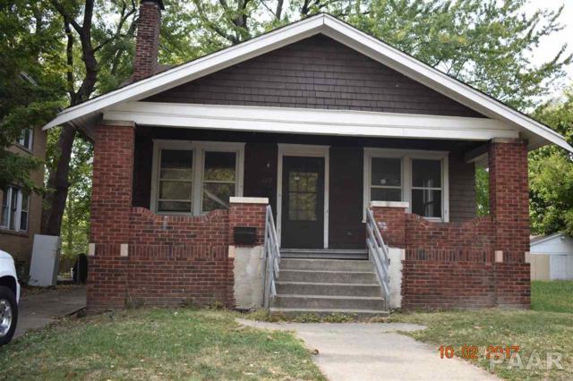 1207 N Frink Street, Peoria, IL 61606 (#1189115) :: Adam Merrick Real Estate
