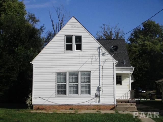 711 E Lasalle Street, Peoria, IL 61603 (#1189201) :: Adam Merrick Real Estate