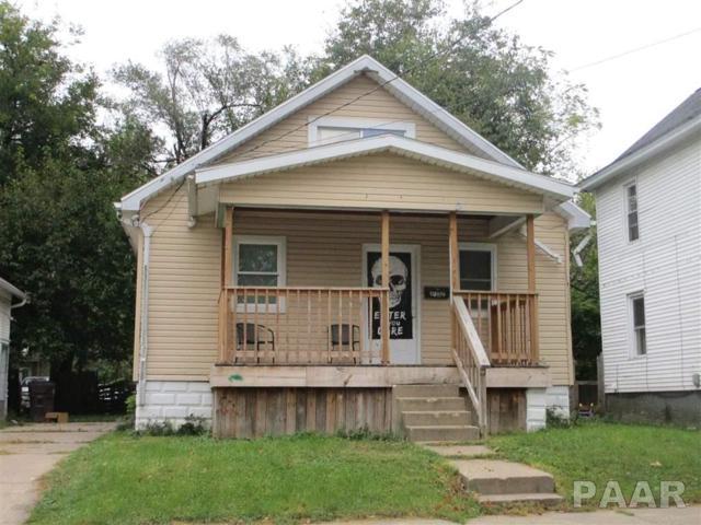 1832 N Peoria Avenue, Peoria, IL 61603 (#1189205) :: Adam Merrick Real Estate