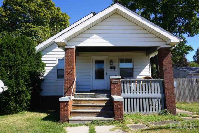 2108 N Maryland Avenue, Peoria, IL 61603 (#1189213) :: Adam Merrick Real Estate
