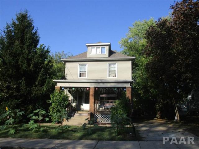 2411 N Ellis Street, Peoria, IL 61606 (#1189223) :: Adam Merrick Real Estate