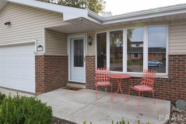 136 E Idlewood, Morton, IL 61550 (#1189253) :: Adam Merrick Real Estate