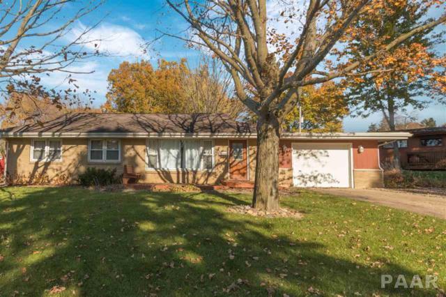 607 W Burton Avenue, Eureka, IL 61530 (#1189265) :: Adam Merrick Real Estate