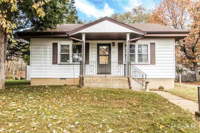 505 Franklin Avenue, Bartonville, IL 61607 (#1189359) :: RE/MAX Preferred Choice