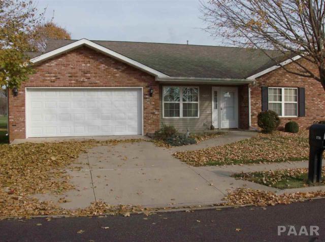 2726 Village Court, Pekin, IL 61554 (#1189366) :: Adam Merrick Real Estate