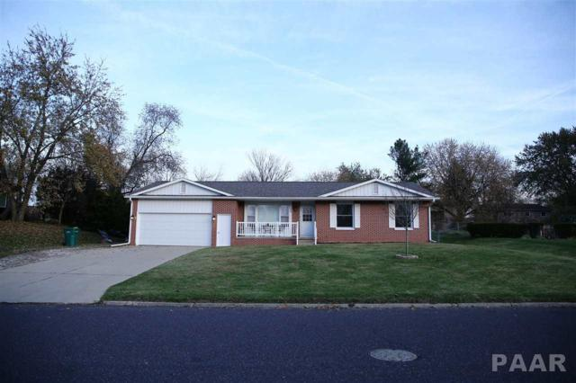 209 Hillcrest, Washington, IL 61571 (#1189367) :: Adam Merrick Real Estate