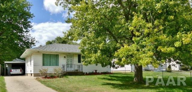 4021 S Lafayette Avenue, Bartonville, IL 61607 (#1189443) :: RE/MAX Preferred Choice