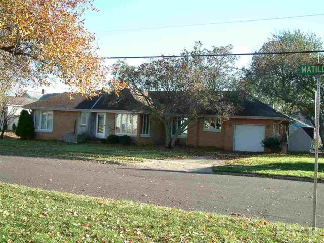500 Matilda, Pekin, IL 61554 (#1189445) :: Adam Merrick Real Estate