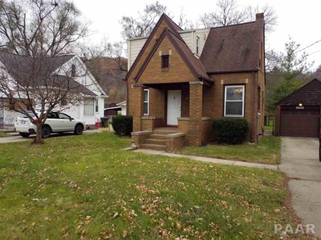 600 Meadow Avenue, East Peoria, IL 61611 (#1189448) :: Adam Merrick Real Estate