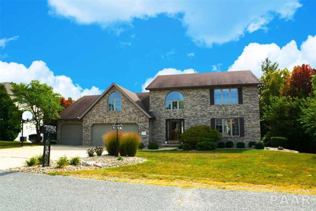 906 Hickory Creek, Metamora, IL 61548 (#1189463) :: Adam Merrick Real Estate