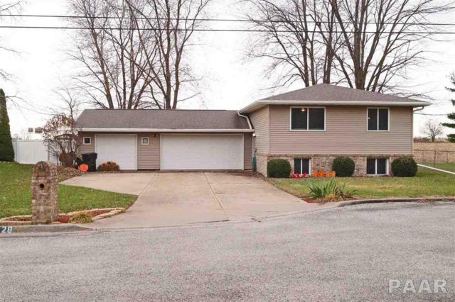 228 W Glen, East Peoria, IL 61611 (#1189509) :: Adam Merrick Real Estate