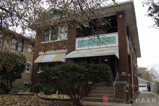 1223/1225 N Douglas Street, Peoria, IL 61614 (#1189511) :: Adam Merrick Real Estate
