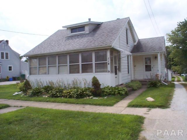 114 S Market Street, Washington, IL 61571 (#PA1189531) :: The Bryson Smith Team