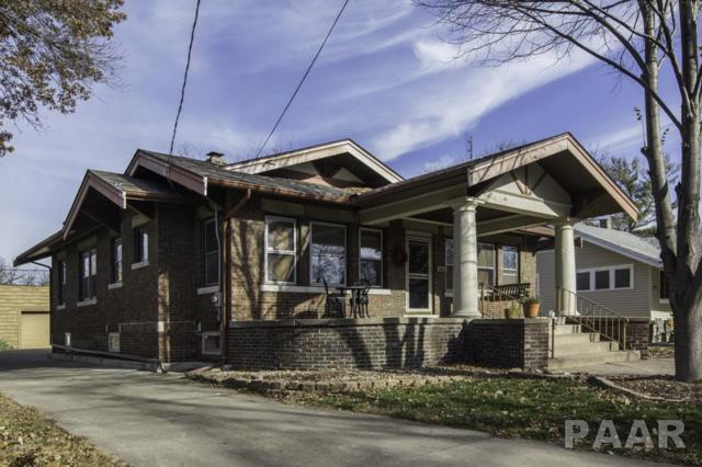 111 E Maywood, Peoria, IL 61603 (#1189655) :: Adam Merrick Real Estate