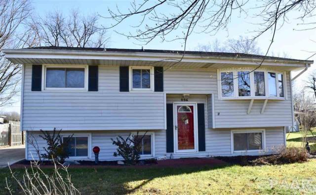 206 Jo, Germantown Hills, IL 61548 (#1189737) :: Adam Merrick Real Estate