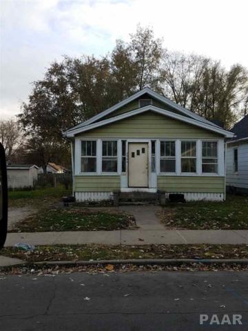 2908 Wyoming, Peoria, IL 61605 (#1189805) :: Adam Merrick Real Estate