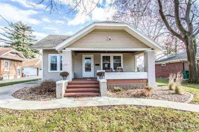 603 N Main Street, Washington, IL 61571 (#1189810) :: RE/MAX Preferred Choice