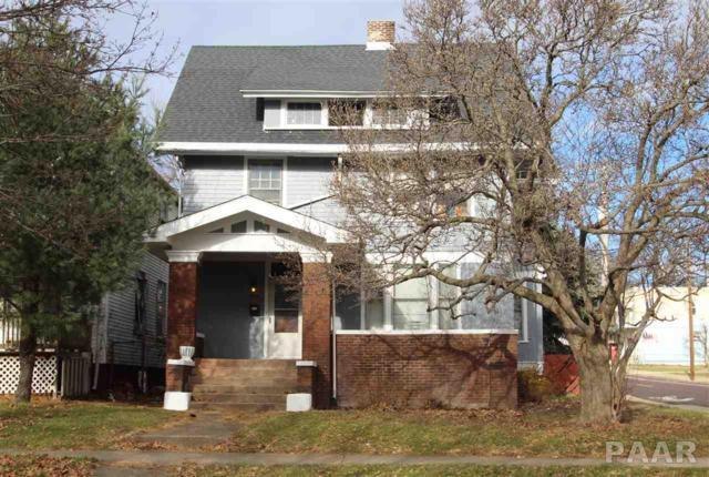 731 E La Salle Street, Peoria, IL 61603 (#1189853) :: Adam Merrick Real Estate