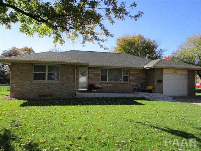214 E Lake, Peoria, IL 61614 (#1189919) :: RE/MAX Preferred Choice