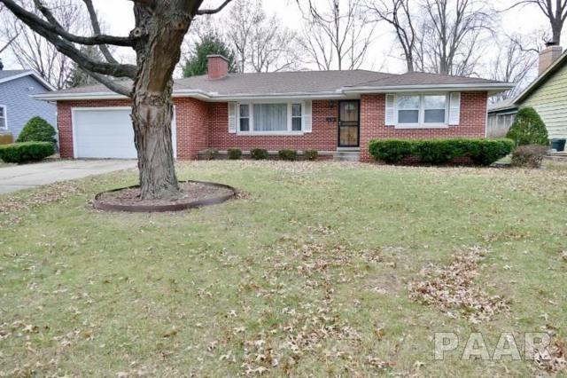 4207 N Northbrook Court, Peoria, IL 61614 (#1189923) :: Adam Merrick Real Estate