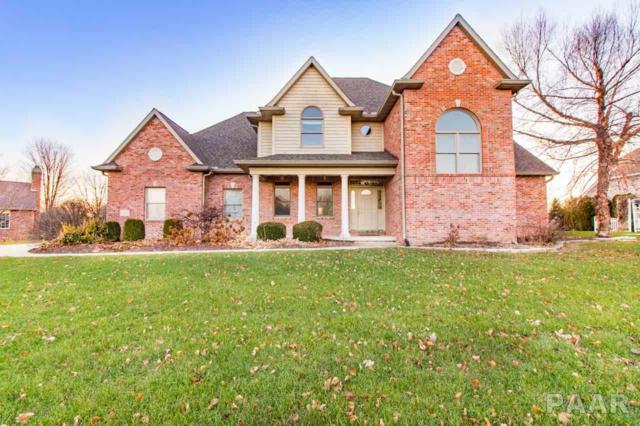 10627 N Trails Edge Drive, Peoria, IL 61615 (#1189926) :: Adam Merrick Real Estate