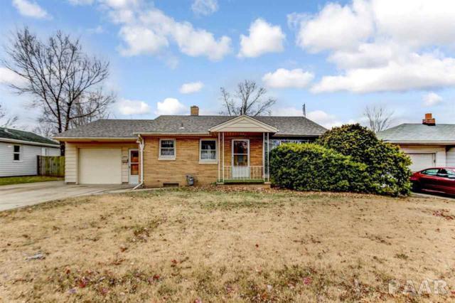 1010 W Ridge Road, Peoria, IL 61614 (#1189936) :: RE/MAX Preferred Choice