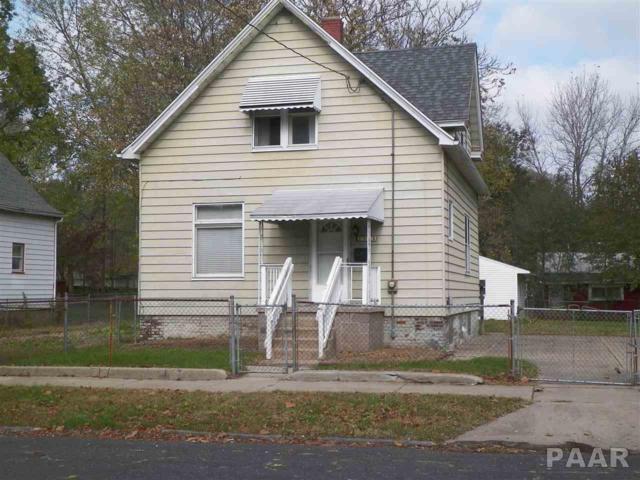 1525 W Smith, Peoria, IL 61605 (#1189950) :: RE/MAX Preferred Choice