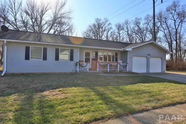 1412 W Chestnut Street, Chillicothe, IL 61523 (#1190073) :: Adam Merrick Real Estate