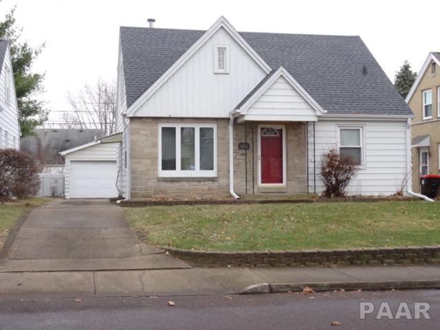 1018 E Fairoaks, Peoria, IL 61603 (#1190107) :: Adam Merrick Real Estate