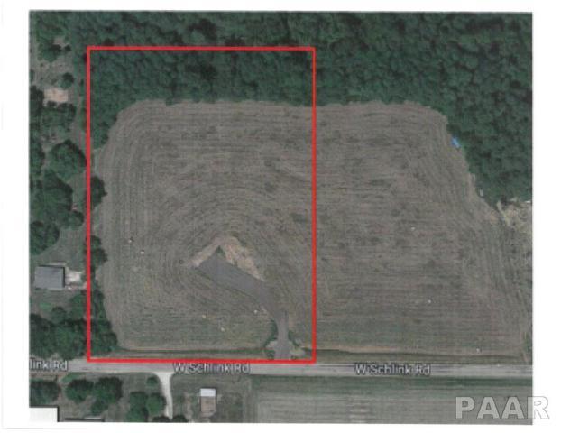 0 W Schlink Road, Brimfield, IL 61571 (#1190123) :: Adam Merrick Real Estate