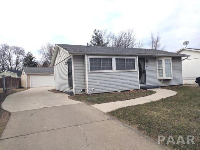 3725 W Verner Road, Peoria, IL 61615 (#1190157) :: Adam Merrick Real Estate