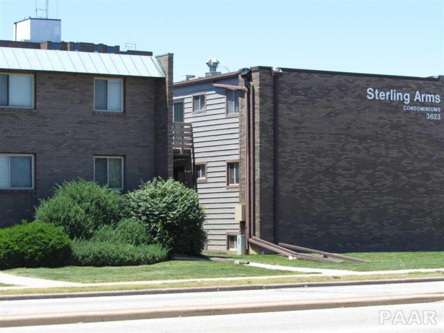3623 N Sterling Avenue A-10, Peoria, IL 61604 (#1190222) :: Adam Merrick Real Estate