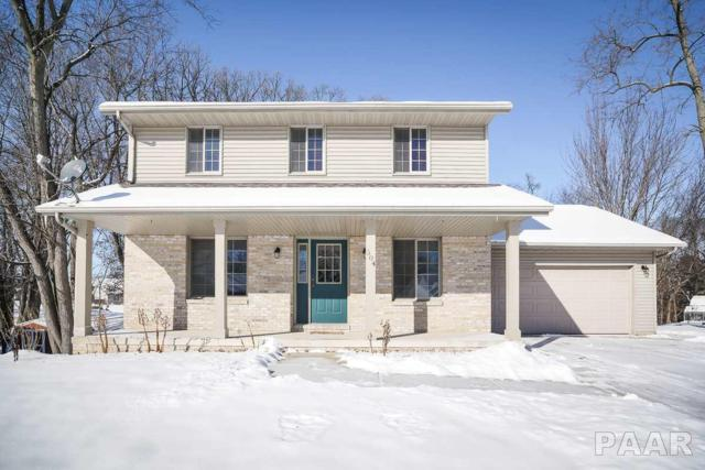 304 N Phil Gould Drive, Hanna City, IL 61536 (#1190326) :: Adam Merrick Real Estate