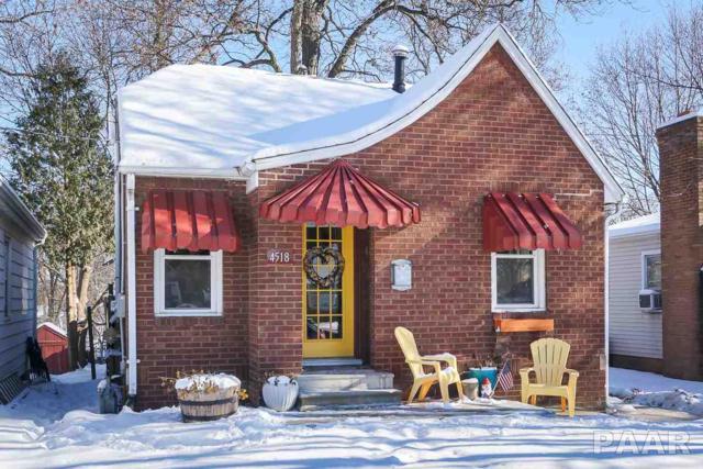 4518 N Constantine Avenue, Peoria Heights, IL 61616 (#1190356) :: Adam Merrick Real Estate