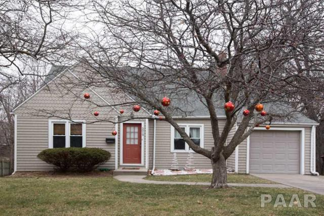 5019 N Edgebrook, Peoria, IL 61614 (#1190392) :: Adam Merrick Real Estate