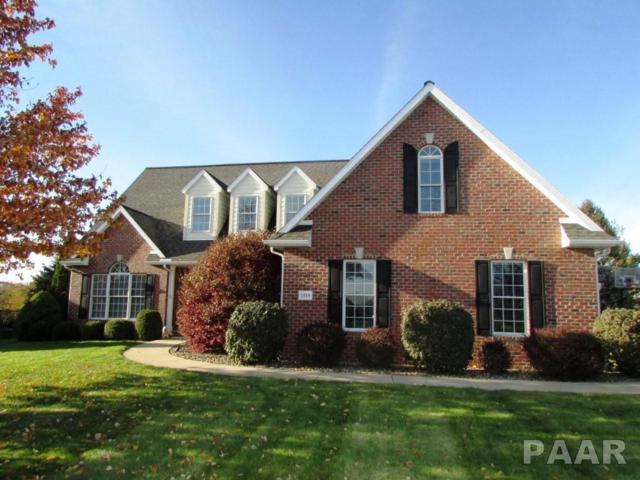 1018 Hillcrest Drive, Washington, IL 61571 (#1190441) :: Adam Merrick Real Estate