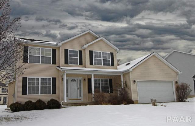 10506 N Manchester Drive, Peoria, IL 61615 (#1190500) :: Adam Merrick Real Estate
