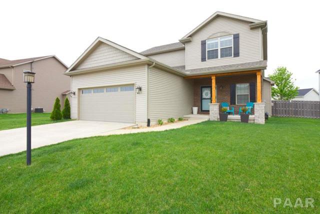 10811 N Honeycreek Lane, Dunlap, IL 61525 (#1190546) :: Adam Merrick Real Estate