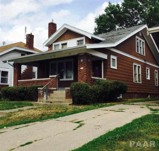 1216 N Underhill Street, Peoria, IL 61606 (#1190781) :: Adam Merrick Real Estate