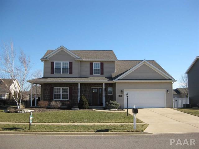 709 Agnes, Washington, IL 61571 (#1190782) :: Adam Merrick Real Estate