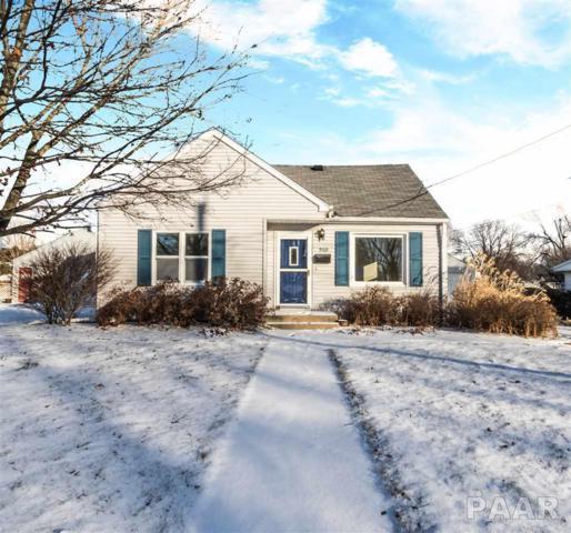909 Eldridge Street, Washington, IL 61571 (#1190814) :: Adam Merrick Real Estate