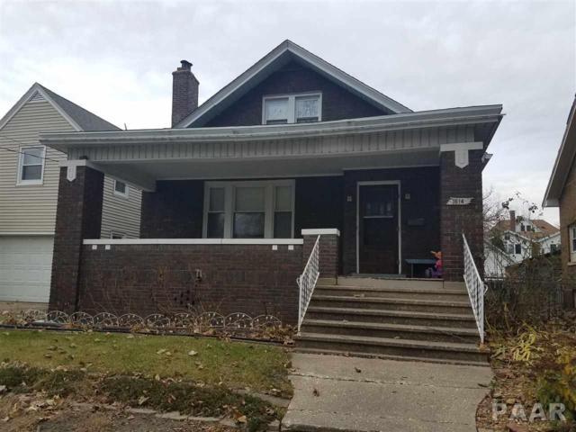 1614 Missouri, Peoria, IL 61603 (#1190867) :: Adam Merrick Real Estate