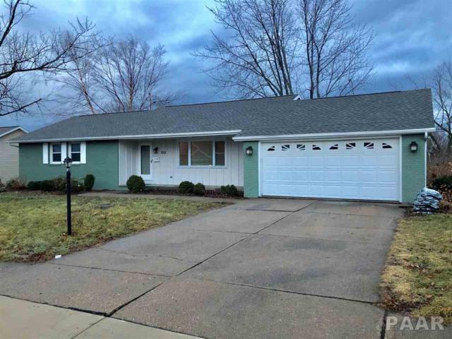 1001 Westminster Drive, Washington, IL 61571 (#1190879) :: Adam Merrick Real Estate