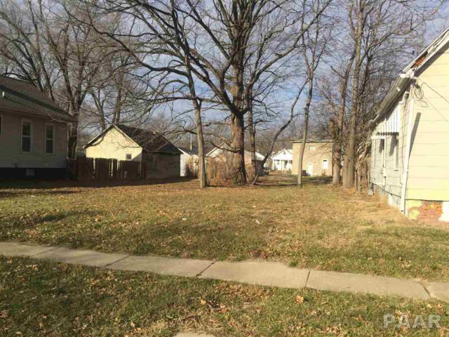 811 W Thrush Avenue, Peoria, IL 61605 (#1190898) :: Adam Merrick Real Estate