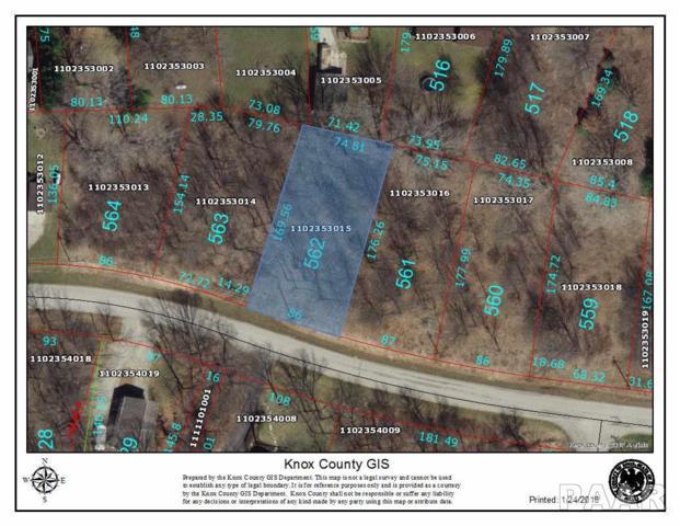 1562 S Lakeview Road, Dahinda, IL 61428 (#1190918) :: Adam Merrick Real Estate